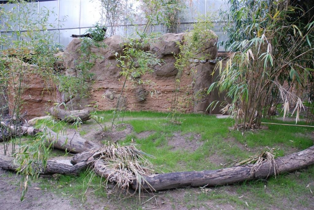 Zoo Duisburg AG - Filtergebäude