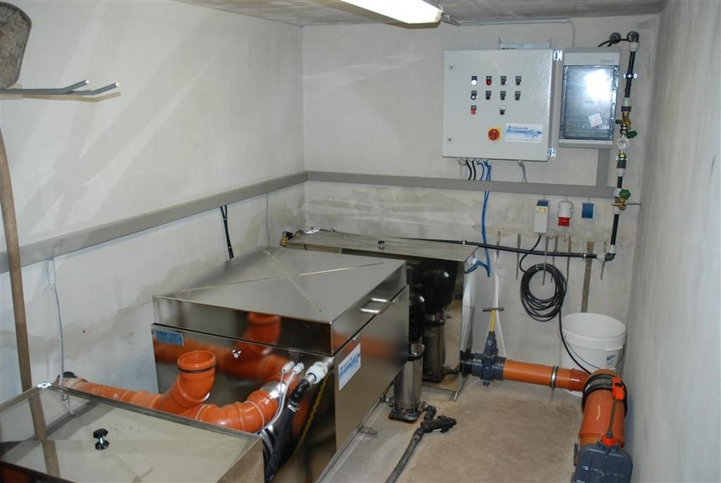 Zoo Duisburg AG - Filteranlage