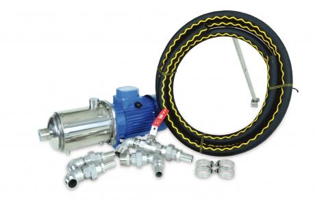 Anschluss-Set - Schlauchanschluss-Set D800 Professional