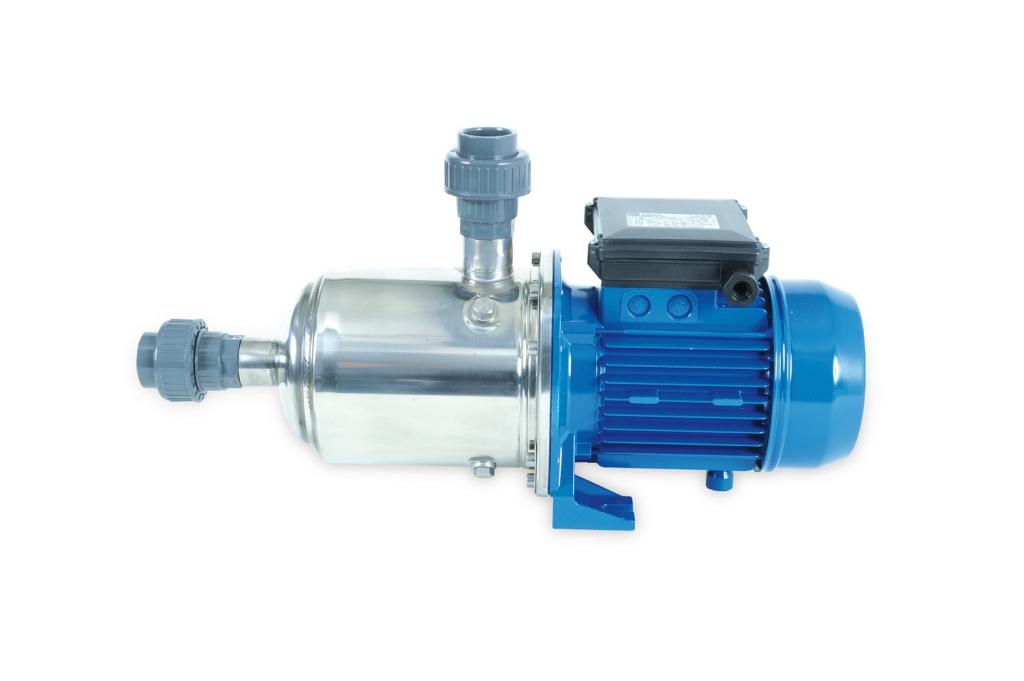 Komplettfilteranlage D510 - Hochdruckpumpe