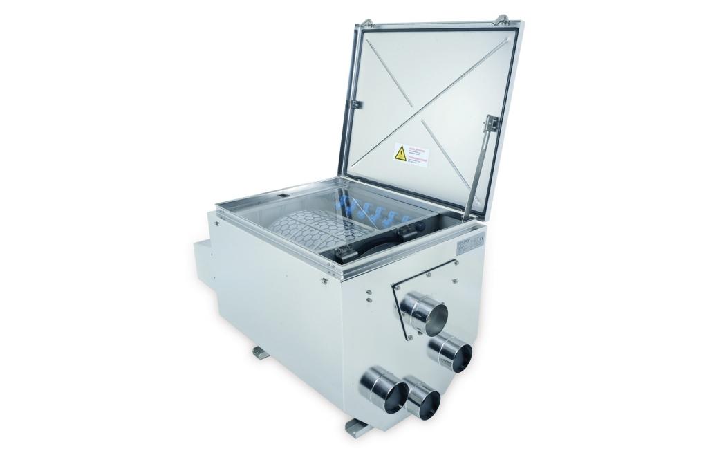 Komplettfilteranlage D511 - Prozessfilter