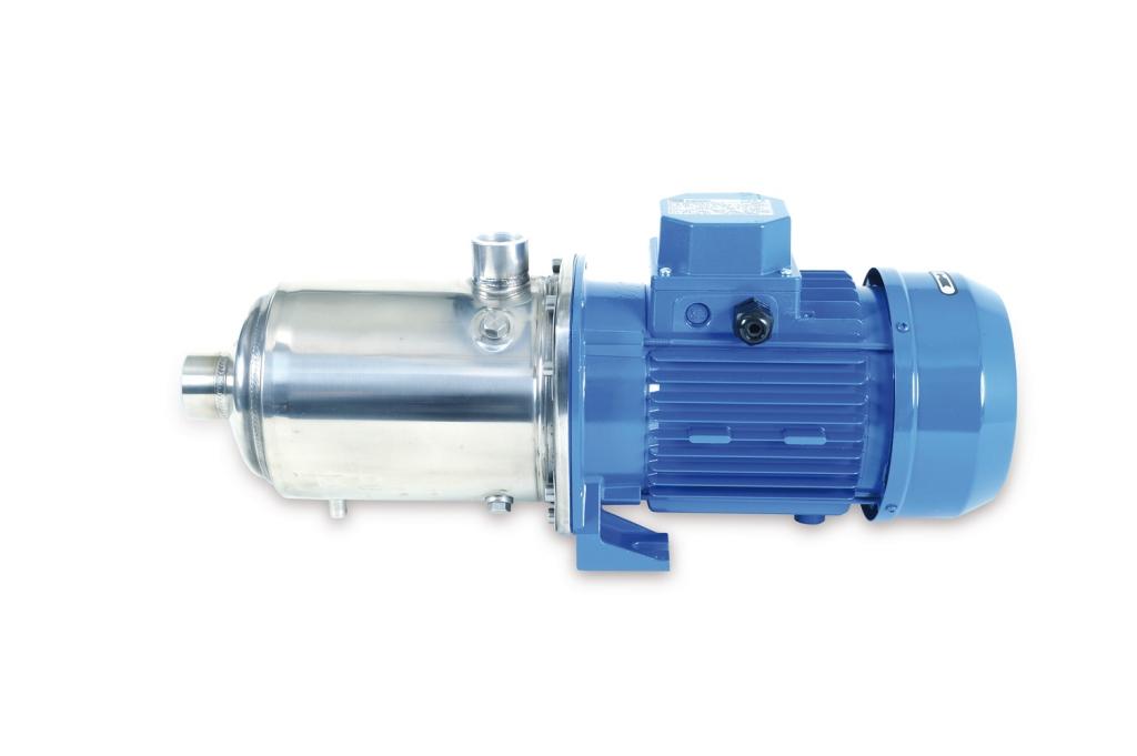 Trommelfilter D810 - Hochdruckpumpe