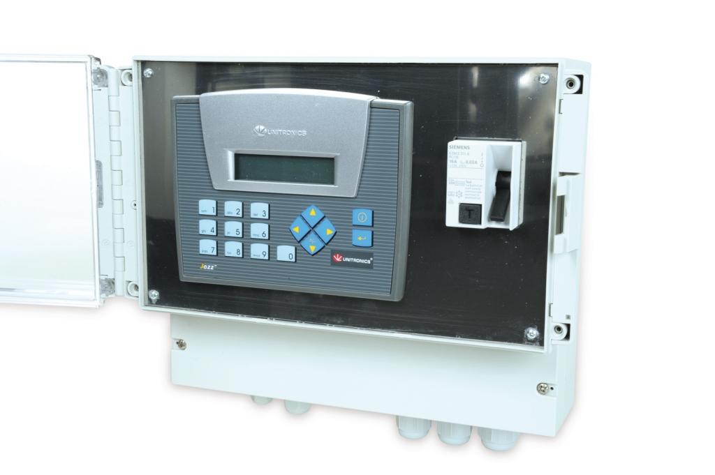 Prozessfilter D810 - Steuerung