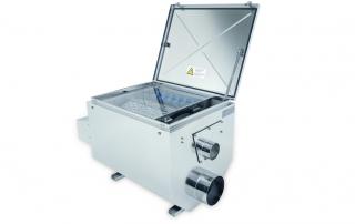 Prozessfilter D510 - Deckel