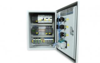 Prozessfilter D820 - Schaltschrank2