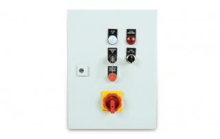Prozessfilter D830 - Schaltschrank