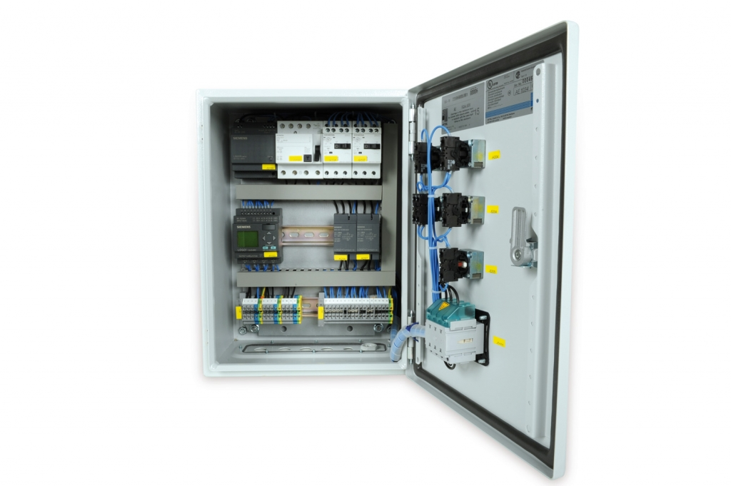 Prozessfilter D830 - Schaltschrank2