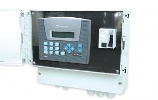 Prozessfilter D830 - Steuerung