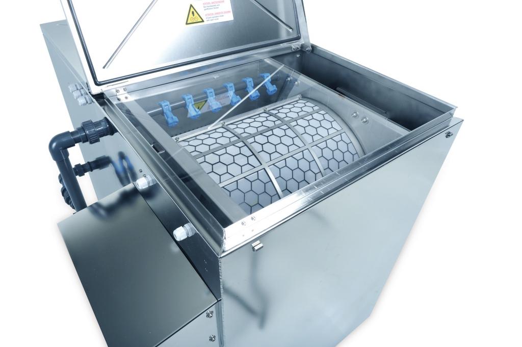 Prozessfilter K511 - Deckel